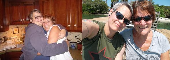 This is one of my favorite comparison pictures.  (L) Sept 2009 before starting my LCJ (R) June 2011. Life is worth saving. Are you saving yours?