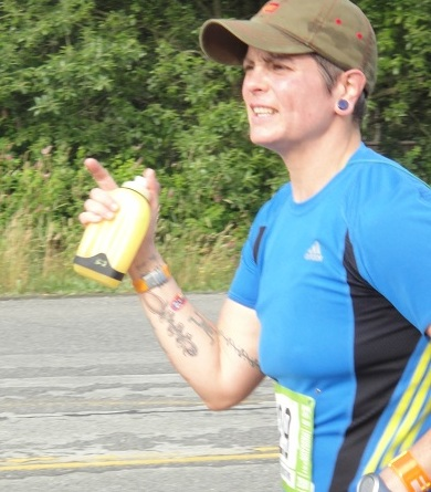 July 2011 - Ragnar Relay: Northwest Passage. Team Optimus Prime (ultra relay). My portion of the run = 31.5 miles.