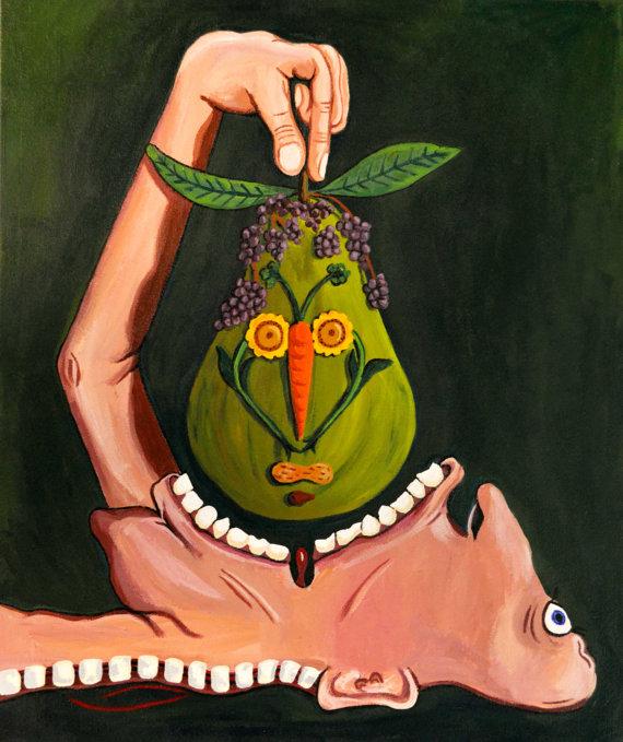 Esty artist: rachelledyer